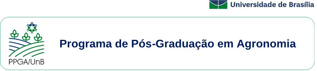 Programa de Pós-Graduação em Agronomia